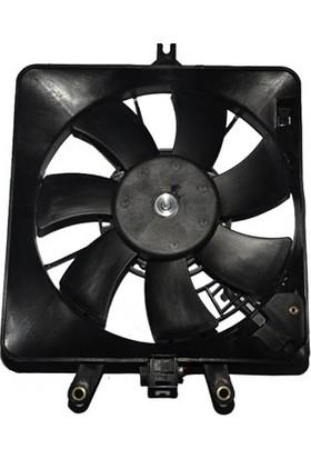 Wagen Fan Motoru Klima Radyatörü Davlumbazlı Honda Jazz II Gd 1.4İ 2002 2008