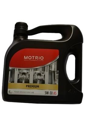 Motrio Castrol Premium 5W30 Motor Yağı 4Lt