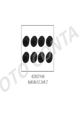 Oto-Conta Subap Keçesi Takım 6Mm 8Ad Viton6X8.8X1