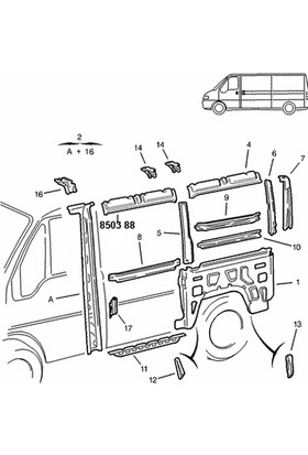 Zgl Marş Dişlisi Mitsubishi Tıp 13Dış Peugeot Boxer Citroen Berlingo Ym 15025 Mıt80481