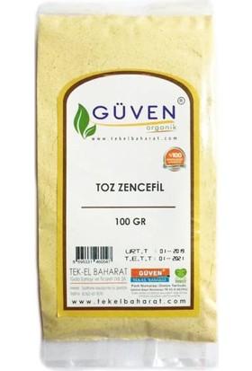 Güven Zencefil Toz 100 gr (Taze Öğütülmüş)