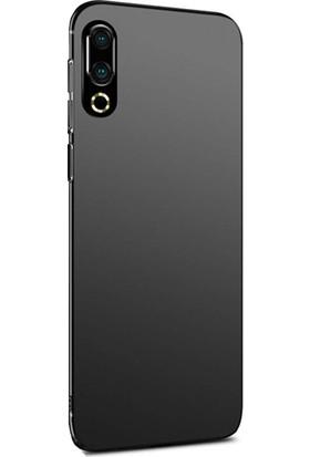 Microcase Meizu 16S Elektrocase Serisi Silikon Tpu Kılıf - Siyah