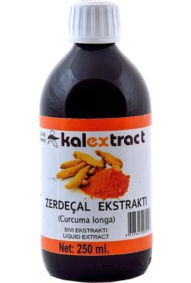 Kale Naturel Kalextract Zerdeçal Sıvı Ekstraktı 250 ml Curcumin