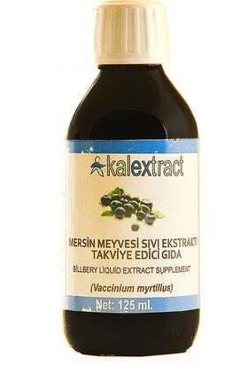 Kale Naturel Kalextract Mersin Meyvesi Sıvı Ekstraktı 125 ml