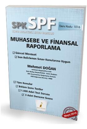Pelikan Spk - Spf Muhasebe ve Finansal Raporlama Konu Anlatımlı Soru Bankası 1016