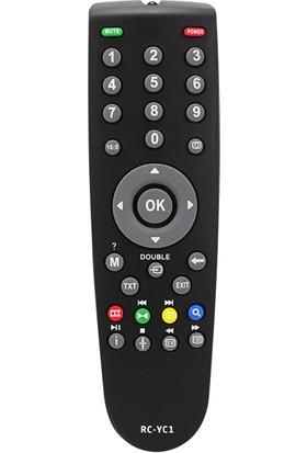 Elektrogun Arçelık-Beko Rc-Yc1 Lcd Tv Kumanda