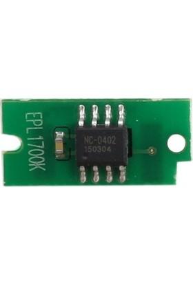 Epson Cx17 Toner Chip Siyah C1700-C1750 S050614