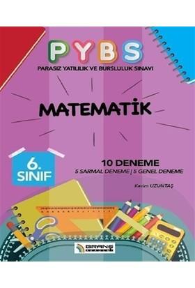6. Sınıf PYBS Matematik 10 Deneme - Kerim Uzuntaş