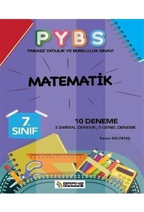 7. Sınıf PYBS Matematik 10 Deneme - Kerim Uzuntaş