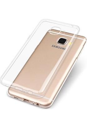 Vendas Samsung Galaxy A5 2017 Şeffaf Silikon Kılıf + Ekran Koruyucu