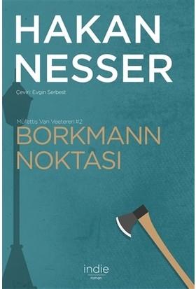 Borkmann Noktası - Hakan Nesser