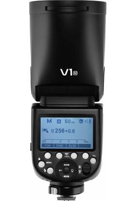 Godox V1N Kit ( Nikon Uyumlu TTL Flaş )