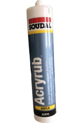 Soudal Akrilik Mastik 500 g