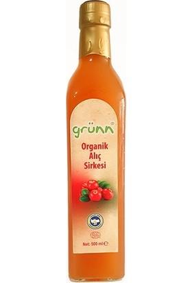 Grünn Organik Alıç Sirkesi 500 ml
