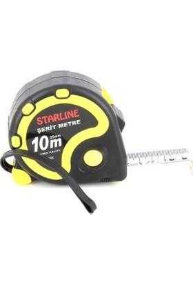 Starline Şerit Metre 10 m x 25 mm 1090X