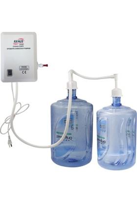 Kemos Çift Şamandıralı Flojet Buzdolabı Su Pompası Dual Inlet Flojet Bottled Water Dispensing System