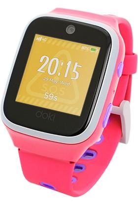 Dokipal 4G Akıllı Çocuk Saat - Pembe