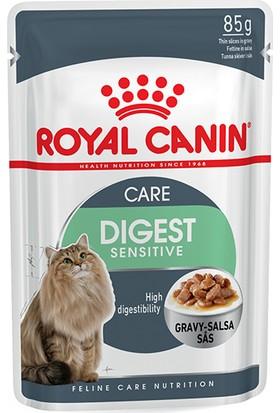 Royal Canin Digest Sensitive Kedi Konserve 85 g x 12 Adet