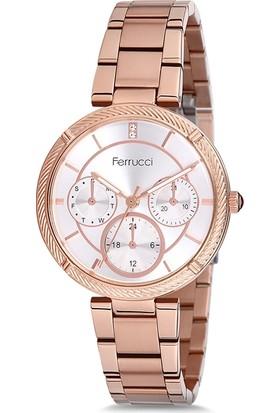 Ferrucci FC12802M.03 Kadın Kol Saati