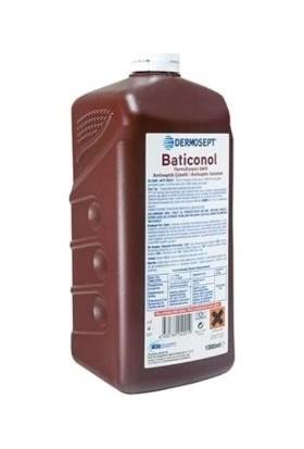 Dermosept - Baticonol Çözelti 1000 ml Batikon