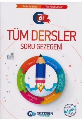 Gezegen Yayınları 6.Sınıf Tüm Dersler Soru Bankası