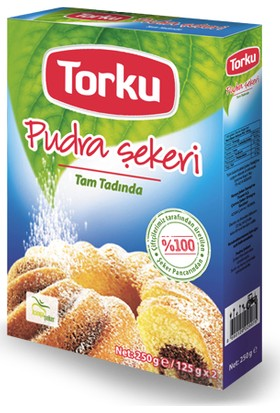 Torku Pudra Şekeri 250 gr