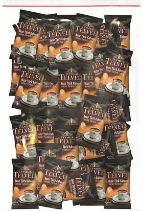 Hazır Türk Kahvesi Sade 7 gr 50 Li POŞETX6=300 Adet=1 Koli