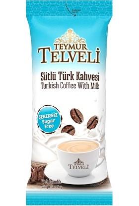 Sütlü Türk Kahvesi Sade 19,5 gr Ofis Seti 10 Lu X12 KUTU=120 Adet=1 Koli