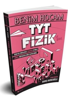 Benim Hocam Yayınları TYT Fizik Video Ders Notları - Barış Akıncıoğlu