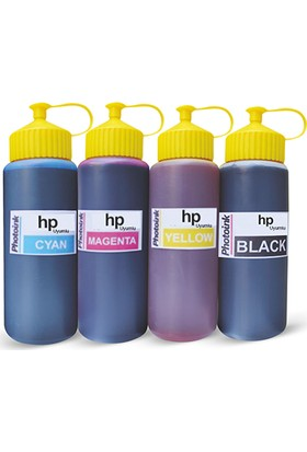 HP Ink Tank 415 4 renk 500ML Photoink Mürekkep