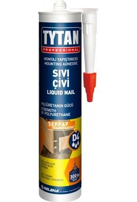 Tytan Profesyonel Sıvı Çivi Şeffaf 300 ml