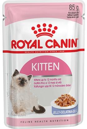 Royal Canin Kitten Jelly Yavru Kedi Konservesi 85 g x 12 Adet
