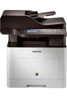 Samsung CLX-6260FR Faks + Fotokopi + Tarayıcı Renkli Laser Yazıcı SS106G