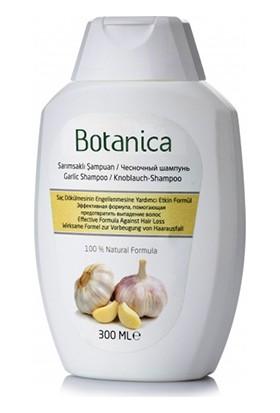Botanica Tuzsuz - Sülfatsız - Saç Dökülmesine Karşı - Bitkisel ve Organik Sarımsaklı Şampuan