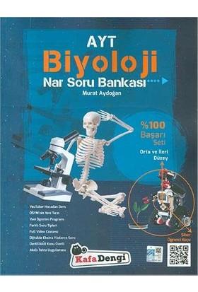 Kafa Dengi Yayınları AYT Biyoloji Soru Bankası Yeni Orta ve İleri Düzey