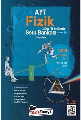 Kafa Dengi Yayınları AYT Fizik Soru Bankası 2. Kitap Yeni Orta ve İleri Düzey