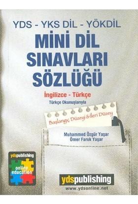 Mini Dil Sınavları Sözlüğü - Muhammed Özgür Yaşar - Ömer Faruk Yaşar