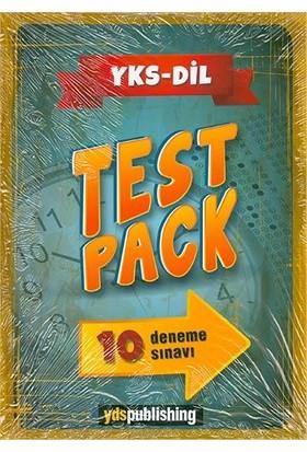 YKS DİL Test Pack 10 Deneme Sınavı