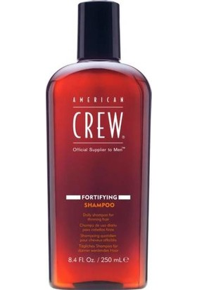 American Crew Fortifying Günlük Güçlendirici Şampuan 250 ml