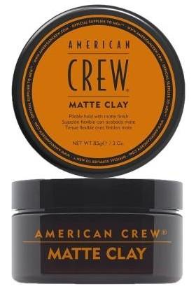 American Crew Matte Clay Orta Tutuşlu Mat Kil Wax 85 G