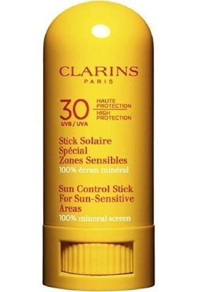 Clarins Sun Control Stick Sensitive SPF30 8gr.