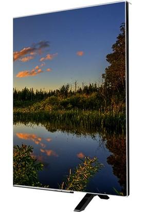 Etiasglass Samsung 49MU7500 Curved Tv Ekran Koruyucu (Ekran Koruma Camı)