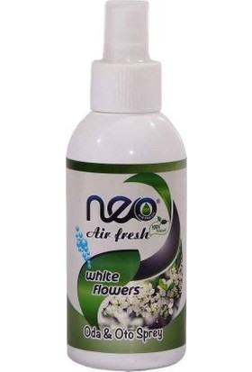 Neo Air Fresh White Flowers Oda ve Oto Kokusu 130 ml