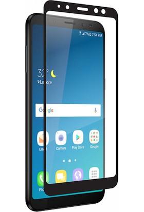 BlitzPower Samsung Galaxy A8 2018 6D Nano Glass Ekran Koruyucu