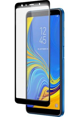 BlitzPower Samsung Galaxy A7 2018 6D Tam Kaplayan Nano Glass Ekran Koruyucu
