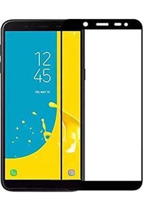 BlitzPower Samsung Galaxy J4 Plus 6D Nano Glass Ekran Koruyucu
