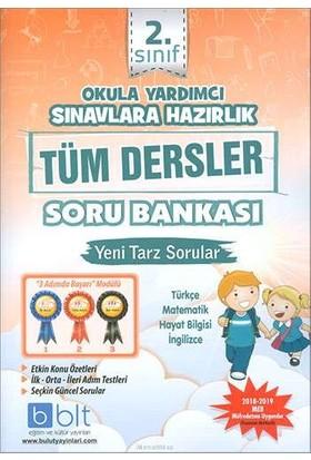 Bulut Eğitim 2. Sınıf Tüm Dersler Soru Bankası