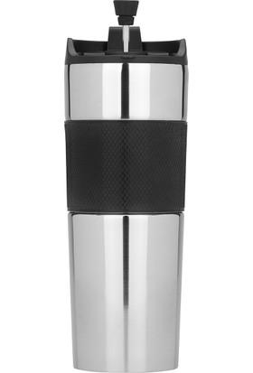 Allmug Frenchpress Termos Mug 500 ml