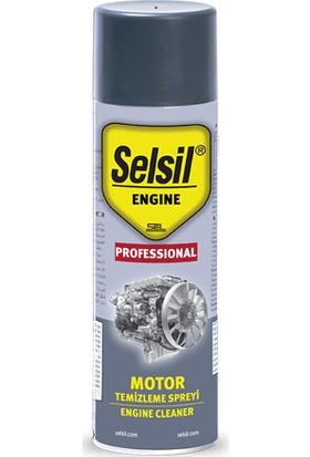 Selsil Motor Temizleme Spreyi 200 ml