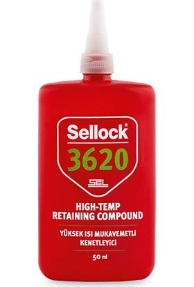 Sellock Yüksek Isı Mukavemetli Kenetleyici 50 ml